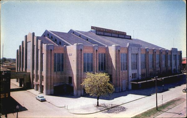 Coliseum, State Fair Grounds Indianapolis