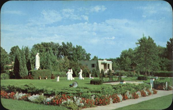 Our Lady Of Fatima Shrine South Bend Indiana