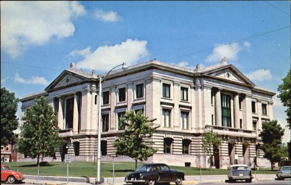 Hendricks county court house danville in for Hendricks house