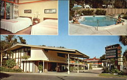 The Gondolier Motel, Tarpon Ave., and Spring Blvd.