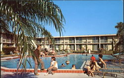 Howard Johnson's Near Sea World Motor Lodge & Restaurants, 1-4 & Sand Lake Rd. P.O. Box 16886 Postcard
