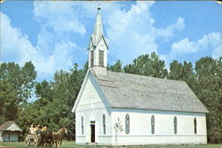 Old St. Joseph's Church, Parke County