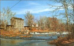 Mansfield Water Power Mill