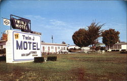 Twin J Motel, State Highway 62 and U. S. 460