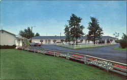 Hollander Motel, 1501 E Market St.