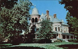 Monroe Seiberling Mansion, 1200 West Sycamore Street