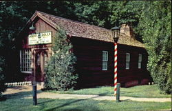 House Of Dolls, Santa Claus Land Postcard