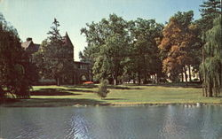 St. Francis College, 2701 Spring St.