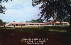 Sterling Motel, Route 4