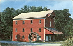 Historic Old Water Power Mill