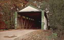 Huffman Mills Bridge