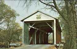 Irishman's Bridge, Old 25th Street Rd