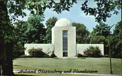 Holcomb Observatory And Planetarium, Butler University