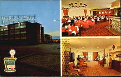 Holiday Inn, 4000 Calumet Avenue Postcard