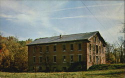 Historical Yount Woolen Mill, R. R. 3