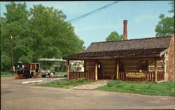 Log Cabin Tourist Center