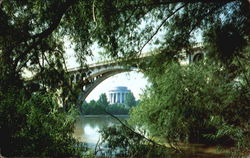 George Rogers Clark Memorial And Lincoln Bridge