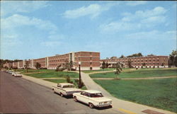 Men's Residence Halls, Purdue University