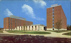 John T. Mccutcheon Residence Hall, Purdue University