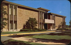 The Center For Continuing Education, University of Notre Dame Postcard
