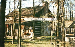 Pioneer Log Cabin, Route 7, Box 276