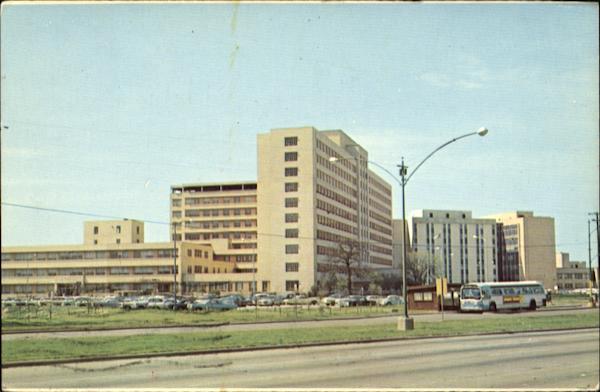 Parkland Hospital Dallas Tx