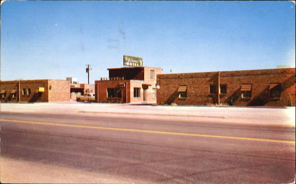 The Westerner Motel Lamesa Texas