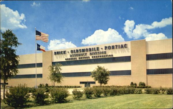 General motors assembly plant arlington tx for General motors assembly plant