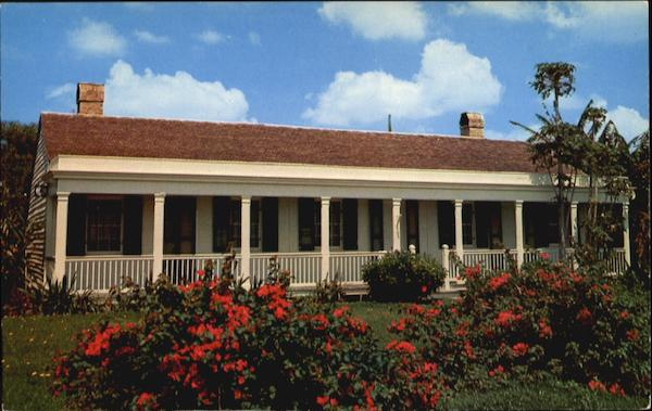 Oldest Residence Of Brownsville Texas