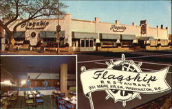 Flagship Restaurant, 951 Maine Ave., S.W. 24
