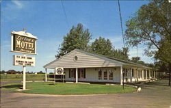 Lorton's Motel, Route 1 3 Miles East of Huron on Route 6 & 2