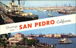 Greetings From San Pedro