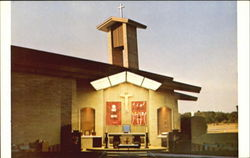 St. Vincent De Paul Church Postcard