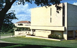 Joe C. Thompson Conference Center, University Of Texas
