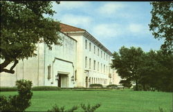 University Of Texas Law School Building