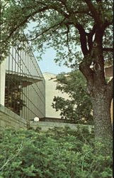 Business Administration Complex, University of Texas Postcard