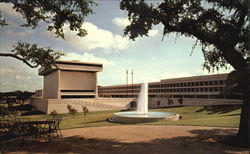 The Lyndon Baines Johnson Library
