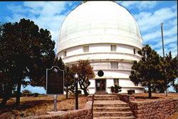 McDonald Observatory, U. S. Highway 118