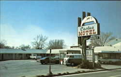 Cactus Motel, 2830 Amarillo Blvd. East Old Hwy 66