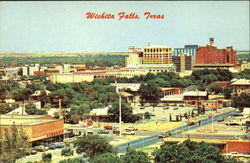 Wichita Falls, U. S. Highways 277 & 281