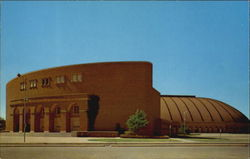 Auditorium -Coliseum, Texas Tech University