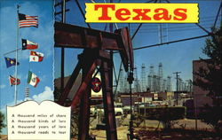 Six Flags And Famous Oil Wells