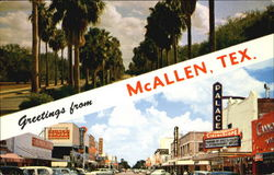 Greetings From McAllen