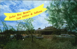 Judge Roy Bean's Law Office & Salloon