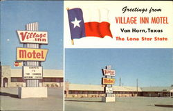 Greetings From Village Inn Motel, West Hgwy 80