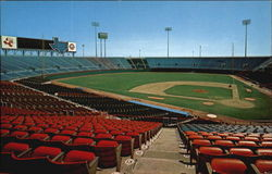 Arlington Stadium Postcard