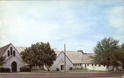 Trinity Episcopal Church, 7th and Padon Streets Postcard