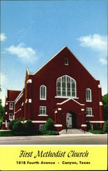 First Methodist Church, 1818 Fourth Avenue
