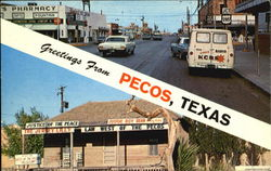 Greetings From Pecos