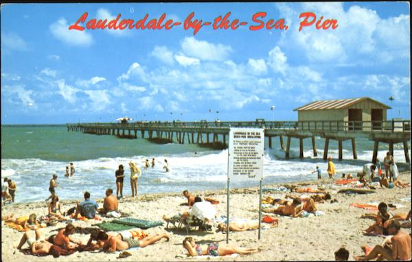 lauderdale by the sea pier closure in a relationship